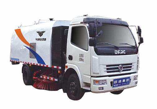 环卫燃气压缩垃圾车SQZ5250ZYSTG5