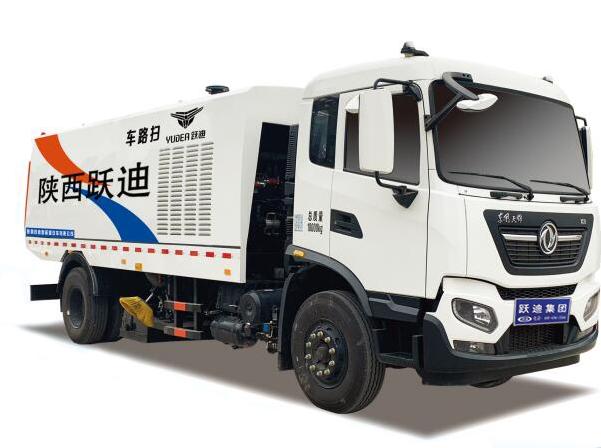 干式扫路车(SQZ5180TSLG6)