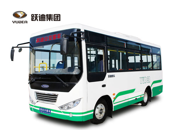 AAQ6660GA新能源公交车