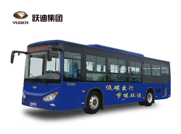 SQZ6100NG天然气公交客车