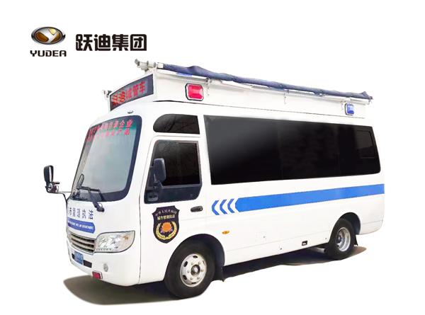 跃迪移动城管执法车(燃油)