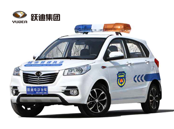 跃迪电动城管执法巡逻车(YD-T90JA)