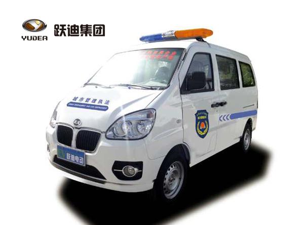 跃迪城管执法车(T80J)