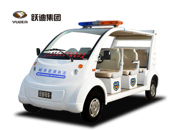 跃迪电动城管执法车(J5L)