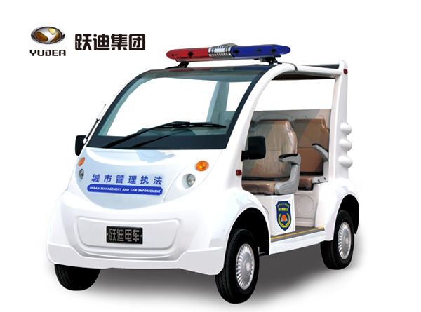 跃迪电动城管执法车(J5)