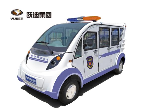 跃迪电动城管执法车(YD-J4L)