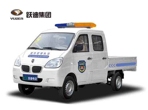 跃迪电动城管执法车(T22)
