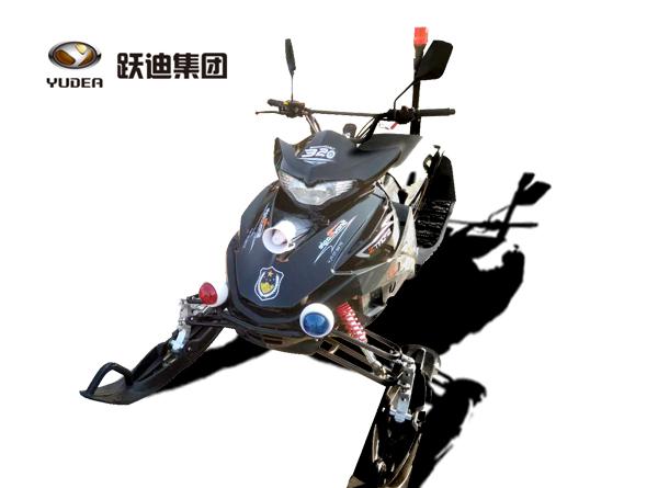 跃迪雪地摩托车