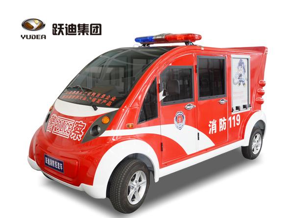 跃迪消防巡逻车