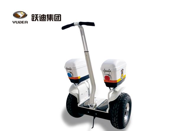 跃迪警用平衡车