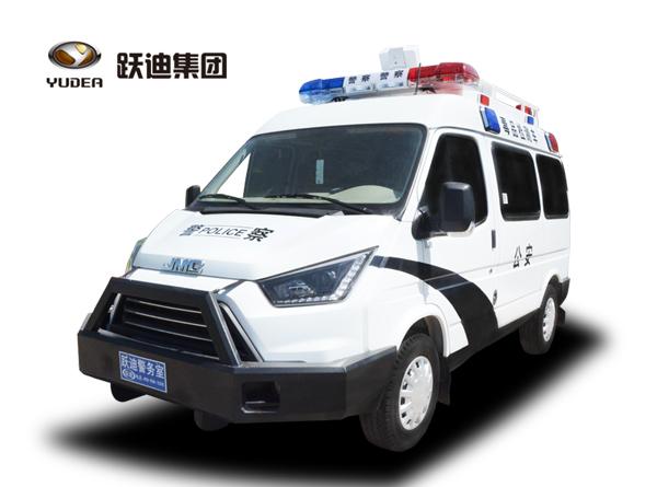 跃迪缉毒车