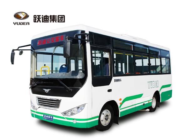 SQZ6660GA新能源公交车